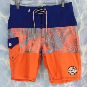 Vans Off The Wall board shorts. 28